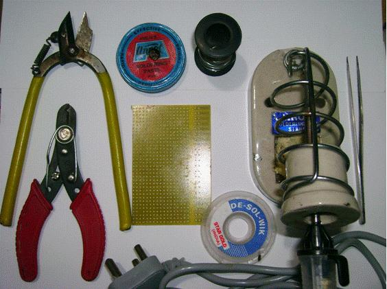 lab setup tools